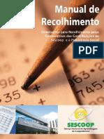 Manual Recolhimento SESCOOP