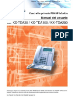 Kxt Da 200 Manual Uso