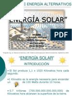 Presentación SET_Energía Solar