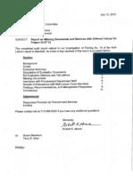 HISD IG Missing Docs Investigation Report