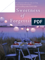 Summertime Recipes from the Sweetness of Forgetting