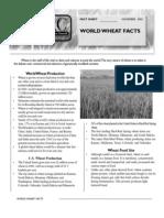 World Wheat Facts