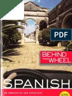 Behind the Wheel - Booklet