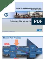 Long Island MacArthur Airport Master Plan Update