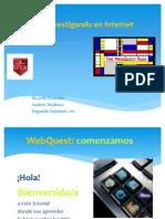 Webquest Tutorial