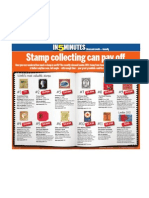 Stamp collecting can pay off