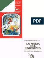38 - La Magia Del Unicornio
