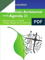 La cuestión ambiental en la agenda 21