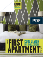 Excerpt - The First Apartment Book by Kyle Schuneman