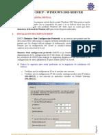 Practica 03. DHCP