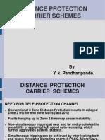 Distance Protn Carrier Scheme Rev 1