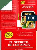 43 - El Secreto de Los Ninja