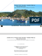 CAMBIO EN EL PAISAJE POST-TSUNAMI Y BASES PARA SU RECONSTRUCCIÓN _en las caletas de pesca artesanal del sector Tumbes de Talcahuano_