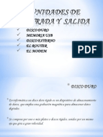 Unidades de Entrada y Salida Para Scribd.com..Pptxdenisse