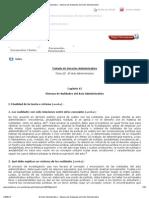 El Acto Administrativo - Sistema de Nulidades Del Acto Administrativo
