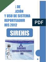 Manual His Reportes 2012