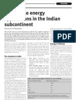 Szweda_RE Enrgy Indian Subcontinet