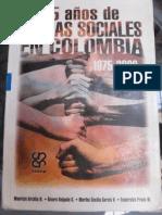 25anos de Lucha Sociales Colombia