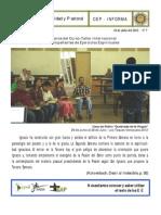 3er Boletin CEP - Curso Internacional EE