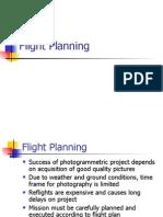 Photogrammetry Flight Planning