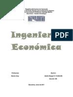 Tasas de interés nominales y efectivas y capitalización continua [2do Trabajo]