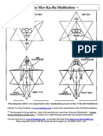 The MerKaBa Meditation Revised 2012