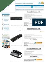 Www.bateriabaratos.com Dell Inspiron b130 bateria