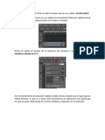 Tutorial Photoshop - Quitar Fondo