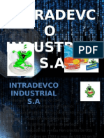 Intradevco Industrial S.A