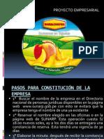 Proyecto de Inversión Duraznito