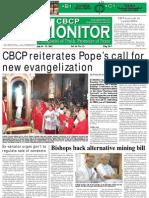 CBCP Monitor Vol16 n15