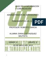 Fundamentos de Servidores.