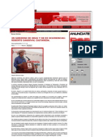 29-07-2012 UN GOBIERNO DE IDEAS Y NO DE OCURRENCIAS ROBERTO SANDOVAL CASTAÑEDA.
