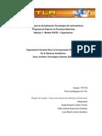 Capacitación Docente Para La Incorporación De  Las TIC (3)