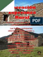 flyer operación esperanza rural