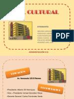 Proyecto de Inversión El Cultural