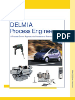 Delmia Process Engineer