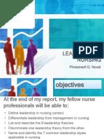 Module 4. Leadership in Nursing