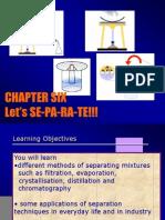 2.1 C6 Separation Techniques_teacher (27 July 2011)
