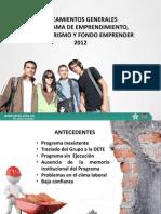 Videoconferencia Presentaci�n Lineamientos Fondo Emprender para Directivos y Subdirectores Nacionales