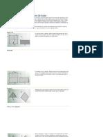 Origami Simbolos y Pliegues de Base