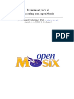 HowTo OpenMosixES 0.4beta