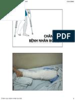 Cham Soc Benh Nhan Bo Bot - Dieu Duong