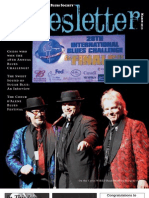 Bluesletter March 2012