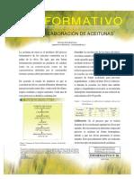 Informativo-28 Preparacion de Aceitunas