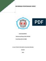 Proposal Sistem Reservasi Tiket