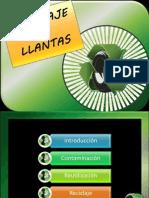 Presentacion Reciclaje de Llantas