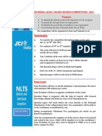 NLTS-2012
