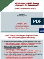 Fourth GMS Economic Corridors Forum (ECF-4)