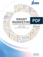 MDP on Smart Marketing in Competitive Service Sector